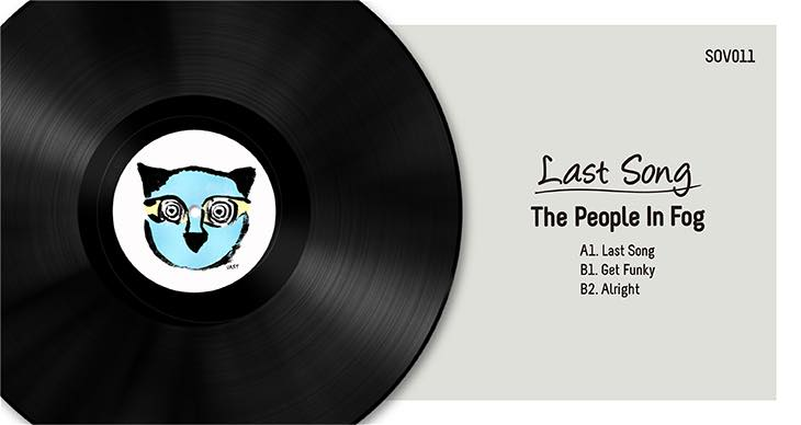 SOV011 | THE PEOPLE IN FOG – LAST SONG EP